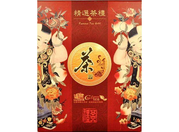 Подарок из Китая - подарочный чайный набор, изображение 3