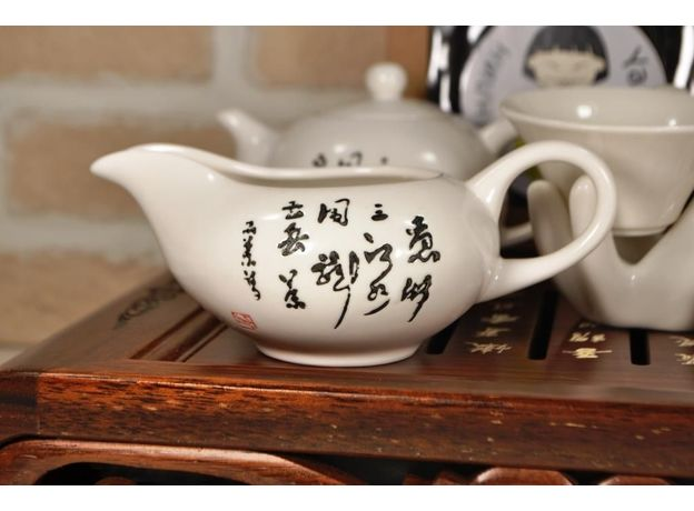 Церемония Гунфу Ча - Набор посуды для чайной церемонии, изображение 4