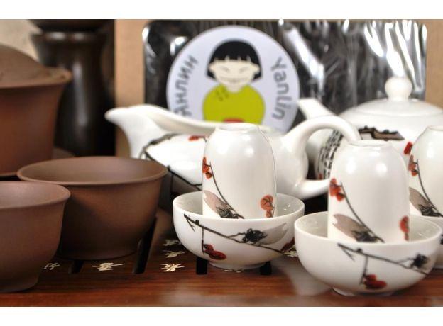 Дегустация улунов - Набор посуды для чайной церемонии, изображение 2