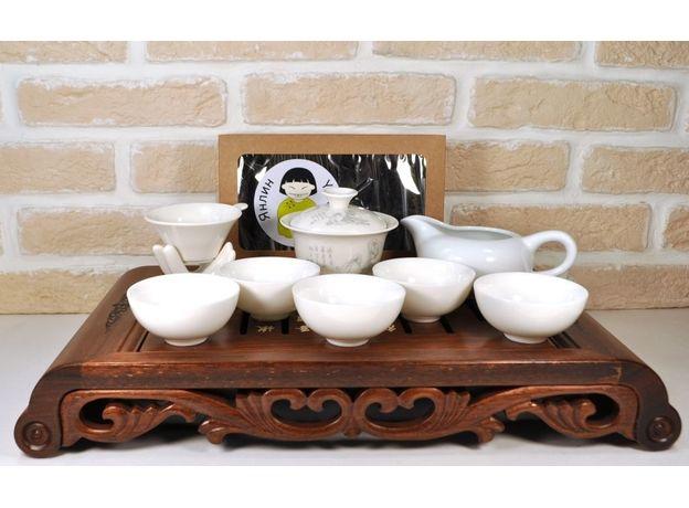 Два мудреца - Набор посуды для чайной церемонии