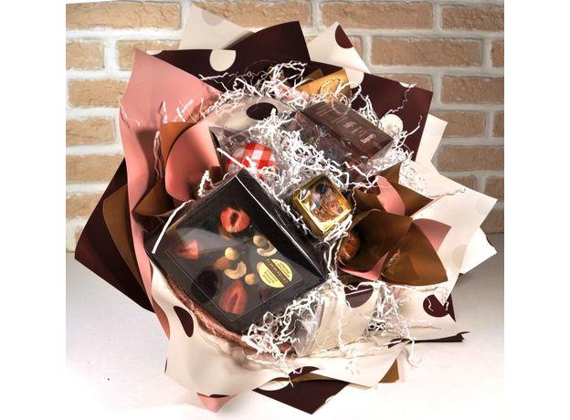 Букет из чая - Душистый горошек - Подарочный набор чайный букет, изображение 2