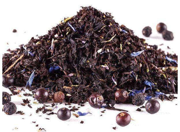 Черный чай Черемуховый 50 гр