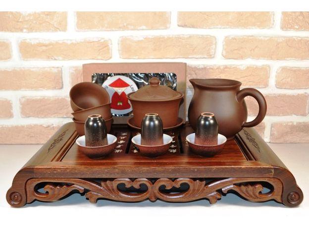 Китайский вкус - Набор посуды для чайной церемонии