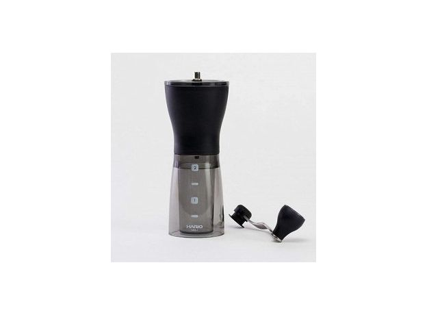 Кофемолка ручная Hario MSS-1DTB Mini-Slim plus