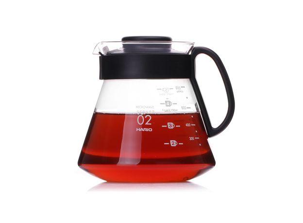 Чайник стеклянный Hario 600 мл