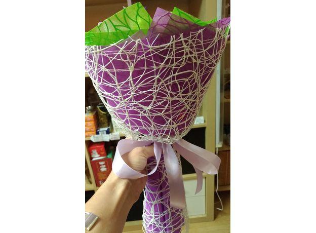 Букет из чая - Ирис - Подарочный набор чайный букет, изображение 4