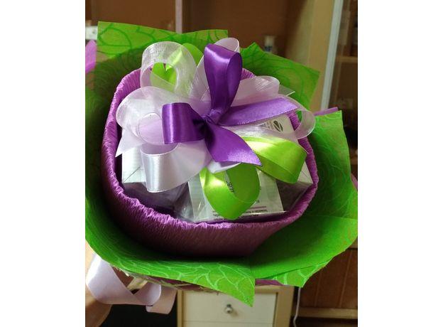 Букет из чая - Ирис - Подарочный набор чайный букет, изображение 6