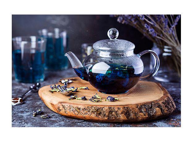 Тайский синий ( голубой) чай Матча - 50 гр, изображение 3