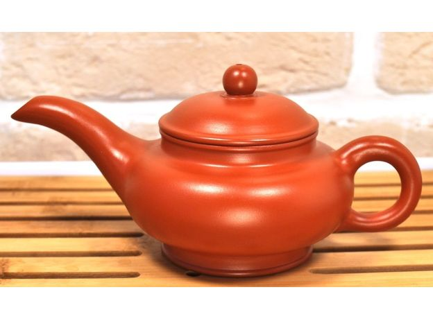 Чайник из исинской глины Куньлунь 100 мл, изображение 2