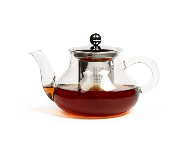 Чайник стеклянный Барбарис 550 мл, изображение 2
