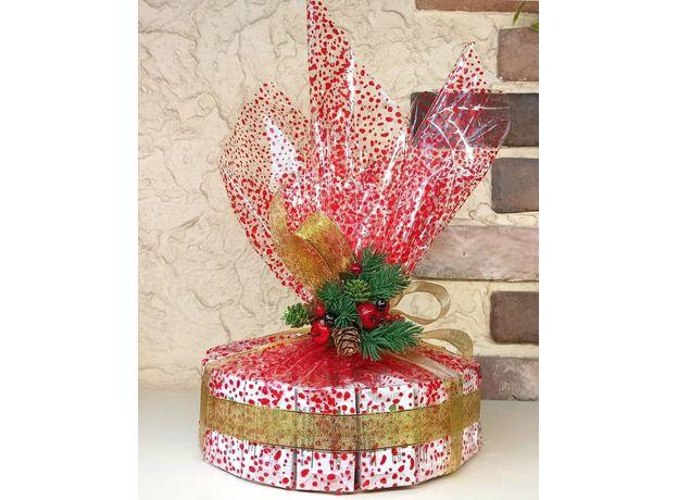 Торт Зимняя сказка - Подарочный набор из чая