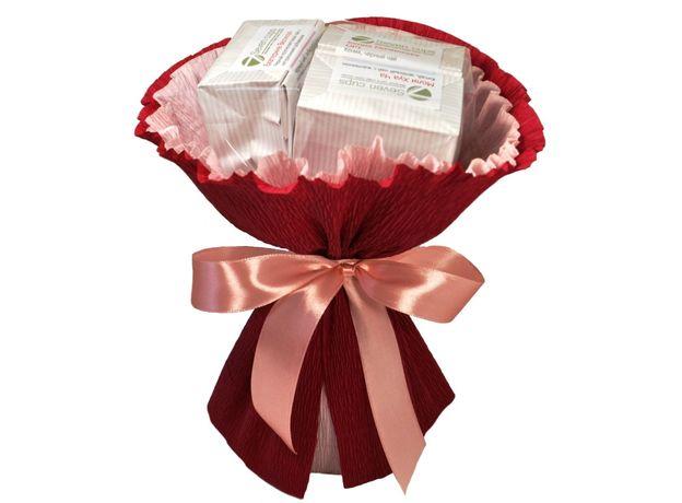 Букет из чая - Лютик  - Подарочный набор чайный букет