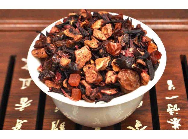 Наглый Фрукт 100 гр - Фруктовый чай, изображение 2