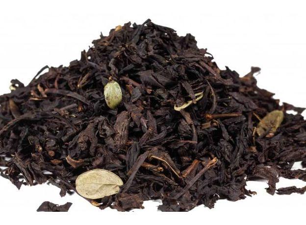 Черный чай Брусничный 50 гр