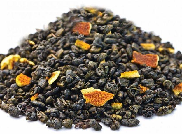 Граф Грей 100 гр - Зеленый чай с добавками