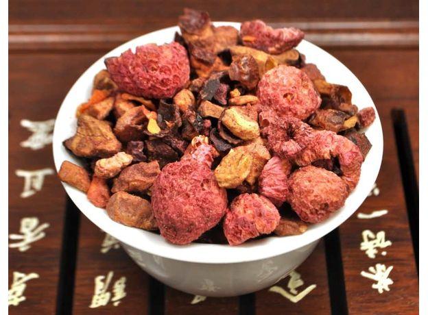 Малиновый коктейль 50 гр - Фруктовый чай, изображение 2