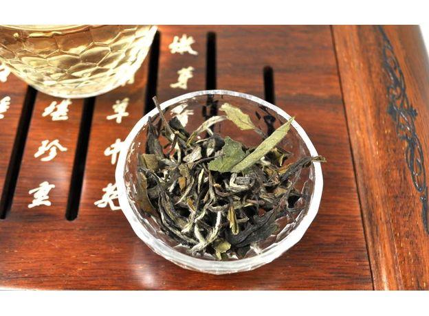 Бай Му Дань 50 гр - Белый пион - Китайский белый чай, изображение 3