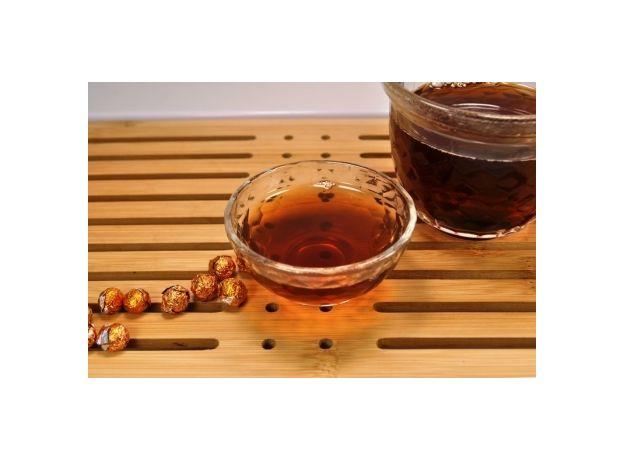 """Чайная паста """"Черный император"""" (смола Шу Пуэра), изображение 3"""