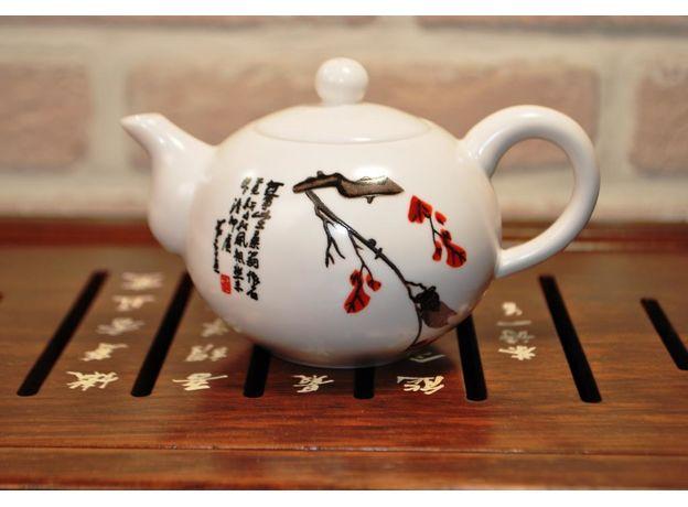 Чайник фарфоровый Сакура 170 мл