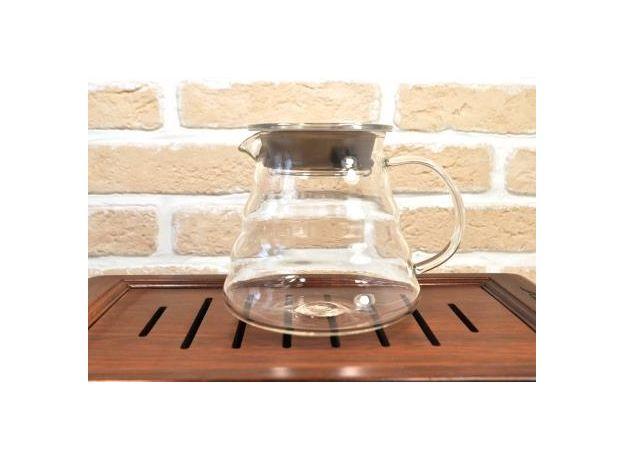 Чайник стеклянный сервировочный Тама 500 мл