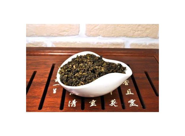 Моли Хуа Улун 50 гр - Жасминовый улун, изображение 2