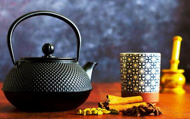 Чай со специями: польза, особенности, состав
